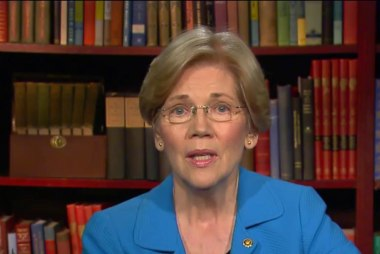 Warren: Trump's agenda moving forward...