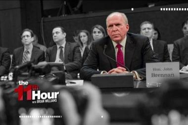 Fmr. CIA boss Brennan: Russians can lead...
