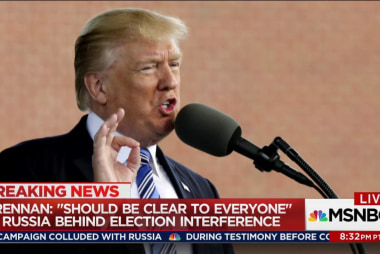 House Republican: Inappropriate if Trump...