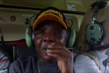 Greta: Inside My Trip to Liberia