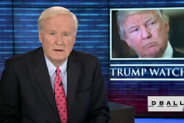 Matthews: Trump Team thwarting the effort...