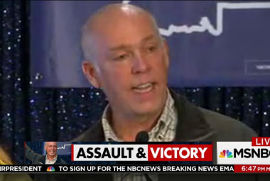 Gianforte apologizes to reporter...after...