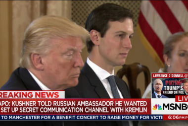 Kushner sought Kremlin back channel: report