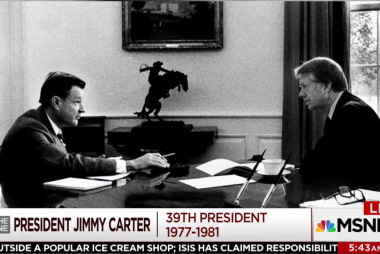 Carter: Brzezinski was one of the best I...