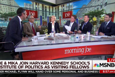 Joe and Mika joining Harvard as visiting...