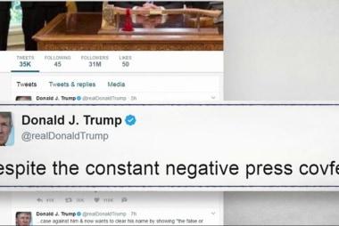 White House Chaos: Deja Vu All Over Again
