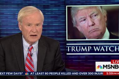 Matthews: What's Flynn, Kushner, Trump...