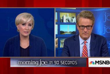 Morning Joe in 90 seconds