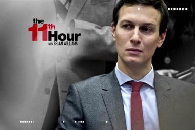 Report: Kushner sought secret Kremlin...