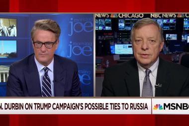Sen. Dick Durbin: 'President Trump is...