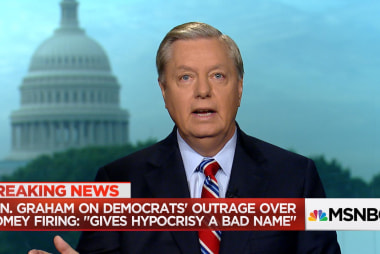 Senator Lindsey Graham: FBI is bigger than...