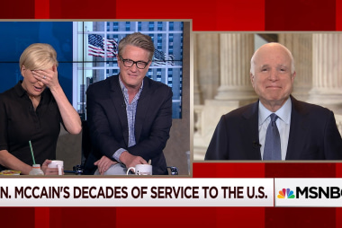 Sen. John McCain on Trump, Russia, and DC...