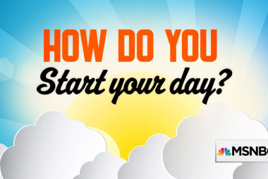 What's your daily morning routine?
