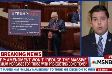Ruiz: Trumpcare 2.0 is 'even worse' than...