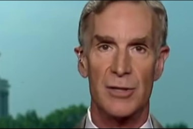 Bill Nye: You can't build a wall around...