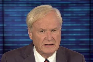 Matthews: Trump decries science for votes