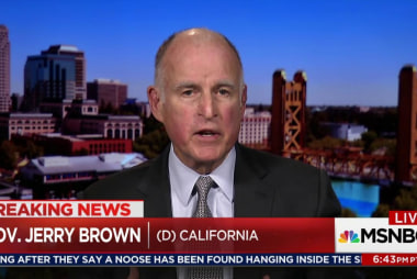 California leaves Trump behind on climate
