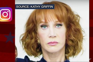 If GOP is Outraged by Griffin, Why Put Her...