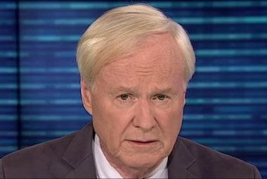 Matthews: Trump, Putin are colluding on...