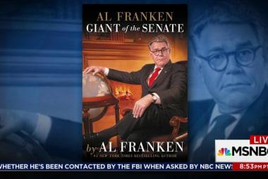 Sen. Franken & Brian Williams judge...