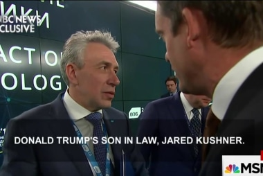Why did Jared Kushner meet with Russian...