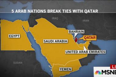 Iran Offers Assistance to Qatar, Despite...