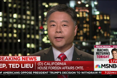 Lieu: Admin. has 'incredible disrespect'...