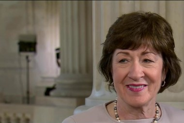 Sen. Collins: Not Appropriate That Comey ...