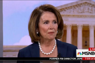 Pelosi: I'm concerned about Trump's ...