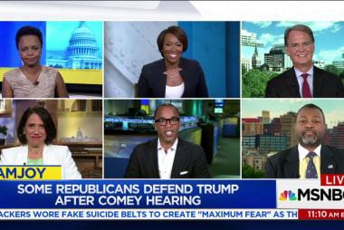 Republicans rally to justify Trump's...