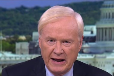 Matthews: This country is in for some...
