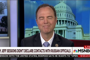Congressman reveals Nunes has subpoena power