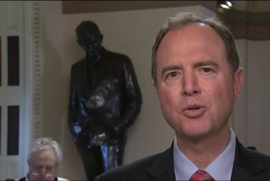Rep. Schiff: House Will 'Speak With One...