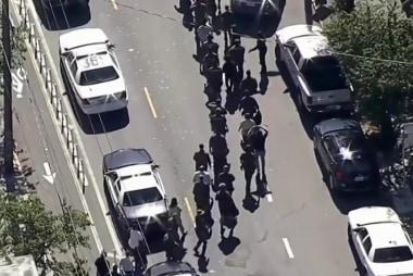 4 Dead, Including Gunman at San Francisco...