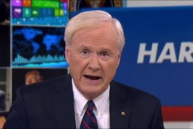 Matthews: If Trump's innocent, he needs to...