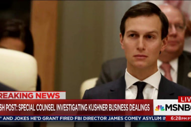 Kushner business dealings under investigation