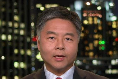 Congressman: Trump is 'on the verge of a...