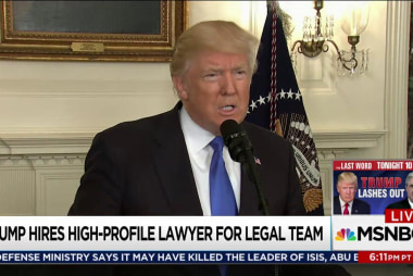 Trump assembles odd mix of defense lawyers