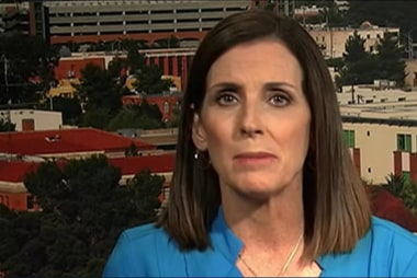 "Rep. McSally: We cannot be ""bystanders"" in..."