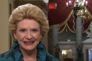 Stabenow: This is a War About Whether...