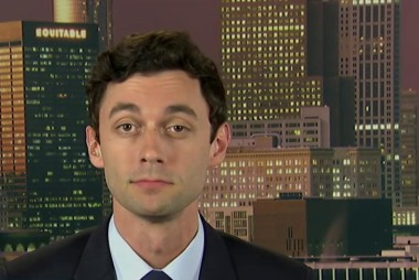 Jon Ossoff responds to Trump's attacks
