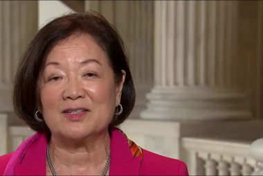 Hirono: Trump Still Doesn't Believe In...