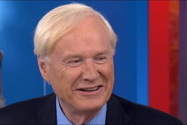 Matthews: The nonsense of Trump now a...