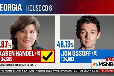 Joe: Ossoff's loss should be a wake-up...