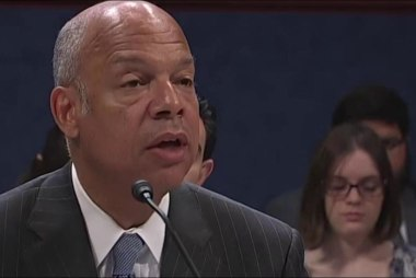 Ex-Homeland Security Chief Says Putin...