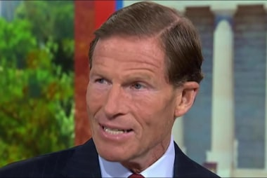 Sen. Blumenthal: I believe there could be...