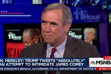 Dem Senator: Trump 'absolutely' tried to...