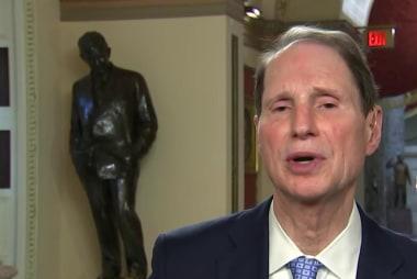 Sen. Wyden: GOP Health Care Bill 'A Big...