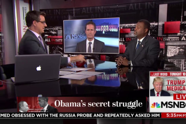 Malcolm Nance on WaPo report: that is ...
