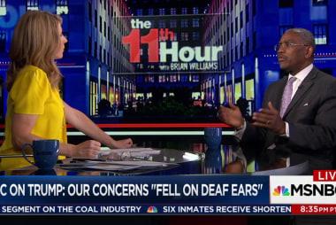 Dem on Trump invite to Black Caucus: We...